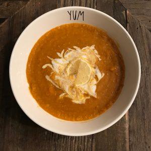 Laura Burak - Lentil Soup